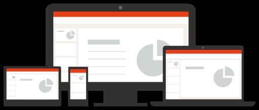 Microsoft Office 365 dispositivos