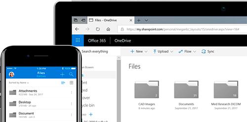 Microsoft Office 365 OneDrive